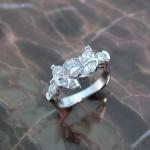 hash plat wed ring post